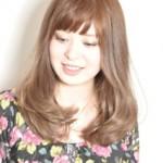 春の愛されヘア♡ゆるふわセミディ